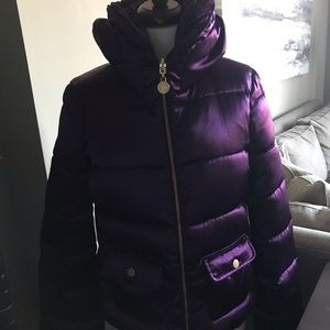 Armani Exchange puffer coat